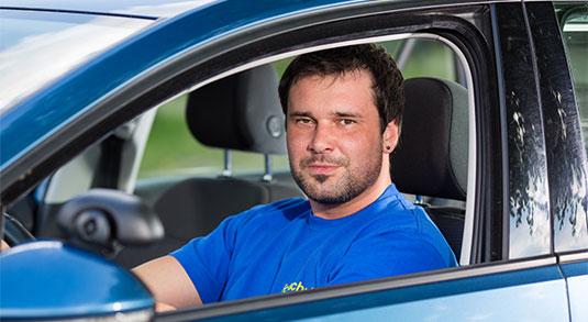 Marian Schult - Fahrschullehrer der Fahrschule Schult