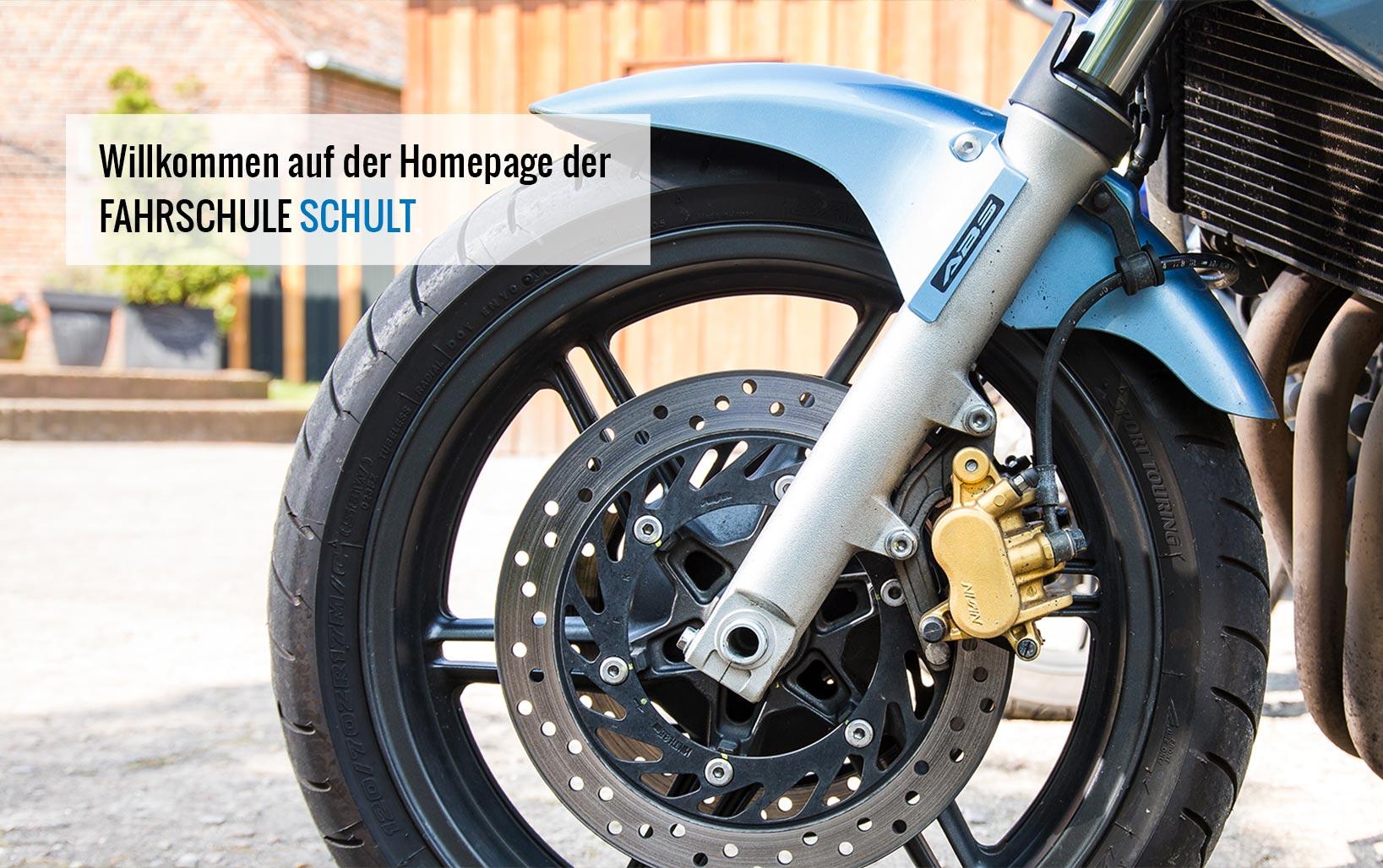 Motorrad-Führerschein in Dömitz und Umgebung